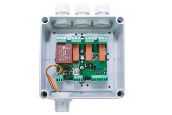 Контроллер аналоговых датчиков газа