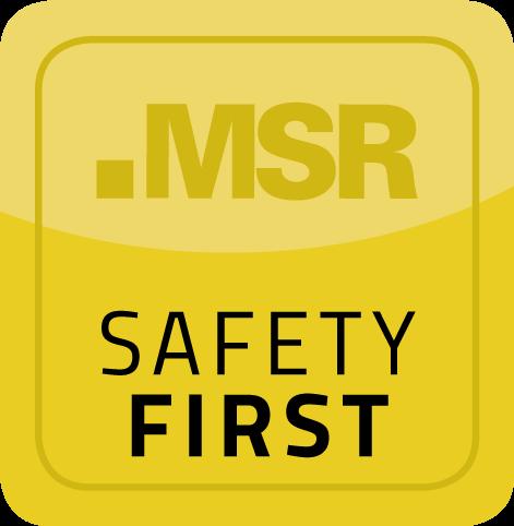 Безопасность – прежде всего
