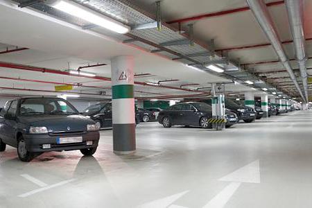 Изображение –Паркинг и тоннели