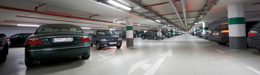 Шапка страницы: Паркинг и тоннели